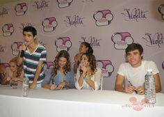 Violetta de Disney Channel