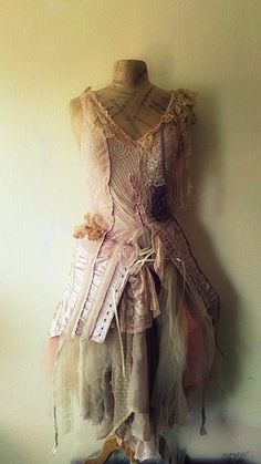 Dresses Pagan Wicca Witch:  Ballerina Dress, by Naturally Bohemian.  For the Faery Witch.