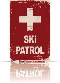 #ski #patrol