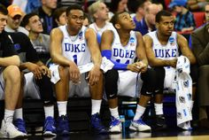 Rising star Jabari Parker is uncertain about his move to the #NBA after #Duke's loss to #Mercer. http://yhoo.it/1nLDSYG #Sports #Basketball #NCAA