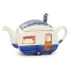 Peter's of Kensington | Tony Carter - Caravan Teapot Large