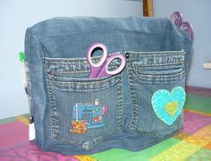 sewing machines, machin cover, jeans style, machin quilt, jean sew, denim cover, blue jean, sew machin, sewing machine covers