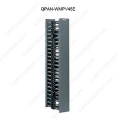Panduit NetRunner Vertical #Cable Manager - easily installed for clean wire distribution along your #server rack.
