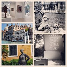 Located along the Grand Canal in Venice, Peggy Guggenheim's former house, now transformed into a museum, is a treasure trove of modern art.