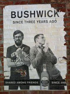 Oh Bushwick...