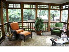 What an awesome screened deck!  Take a look at this home in Brook Highland on Magnolia Place.  http://www.bonniehicks.com/hmm527484.  Selling for $279,900