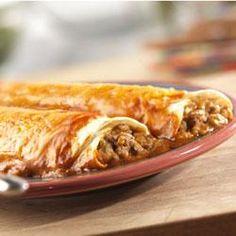 Campbell's Kitchen Easy Beef Enchiladas Allrecipes.com