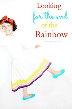 End of the Rainbow, Skirt