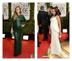 Golden Globes Fashion- The Best Dressed Of The Night For 2014