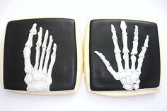 x-ray cookies by Sugar Sanctuary