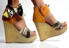 Platform shoes 2013-2014