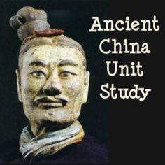 Ancient China: A Homeschool Unit Study