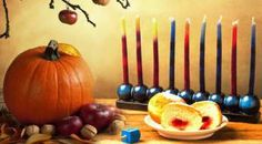 "Beyond Thanksgivukkah: A Deeper Celebration of Our Heritage as American Jews: ""While the first Jewish settlers in America did not arrive until 1654, two decades after the landing of the Mayflower, the Jewish influence on the Pilgrims, while indirect, was nevertheless profound. . . """