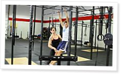 Great coaching! Kipping Pull-Up Instructional Video