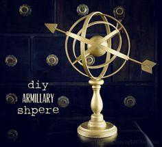 SaltTree: Make an Armillary Sphere.