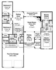 floor plan- so many porches!