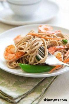 Healthy Shrimp Stir Fry