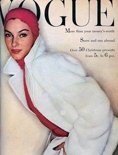 British Vogue November 1954