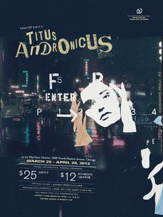 Flat Iron, Chicago, Titus Andronicus