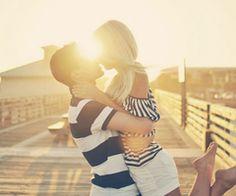 Kissing in Sunlight