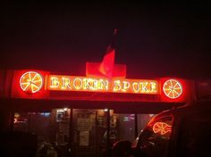 The Broken Spoke holds the title for best two-stepping, honky tonk in town. Take a break from the hip scene and see real Texas.