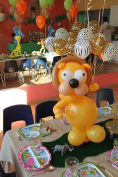 Jungle Theme First Birthday | Project Nursery