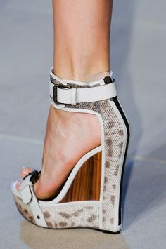 Belstaff - Best Spring 2013 Fashion Week Shoes