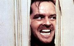 Mental exercise: The top 10 calorie-burning frightening films to get your heart pumping!    Being scared while watching The Shining is like walking for 30 minutes. This new study showed it burns enough calories to equal a chocolate bar, but at the same time the adrenaline lowers your appetite.