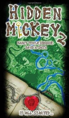 HIDDEN MICKEY 2: It All Started... (volume 2) by Nancy Temple Rodrigue, http://www.amazon.com/dp/0974902632/ref=cm_sw_r_pi_dp_hzxKqb0YQGSVT