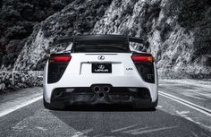 'Cool Cars from Uncool Manufacturers' Agree? This post could cause a rift... #Lexus #LFA
