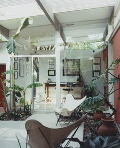 Jackcyn Redesign: Sunny Atriums Eichler Style