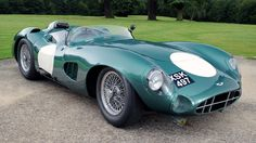 Le Mans-winning Aston racer for sale - BBC Top Gear