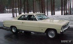 '66 Chevy II Nova