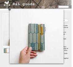 Notizbuchhüllen von R & L Goods | Notizbuchblog.de