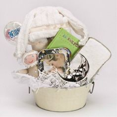 Bellini Piccolo Baby Gift Basket