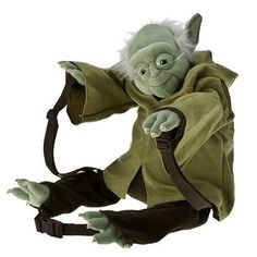 Yoda BackPack Buddy - where the heck do I get one of these??