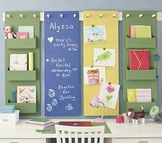 colored chalkboard via bedifferentactnormal Dont Use Chalkboard and Magnetic Paint Until You Read This!