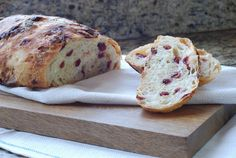 Cranberry Orange Almond Artisan Bread and many other Artisan Bread flavors and creations.  Start baking and sharing.