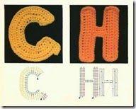 alphabet 4 crochet craze, crochet gift, crochet pattern, crochet idea, complemento crochet