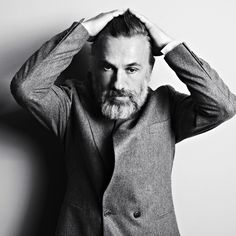 Happy Birthday Christoph Waltz :) #Celebrity #Birthdays #Hollywood