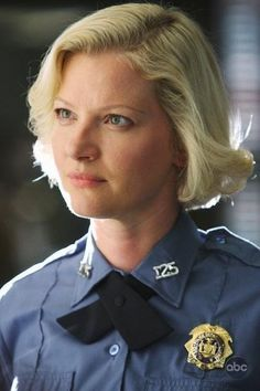 """Grechen Mol as --- Annie Norris on """"Life On Mars"""" (TV Series 2008 - 2009)"""