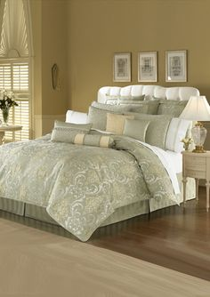 WATERFORD Venise Comforter Set