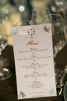 como elegir menu boda