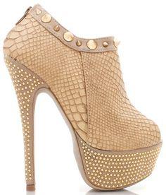 sexi booti, fashion, peep toe, shoe fetish, embellish peep, toe bootie2, heel, gojan stud, stud embellish