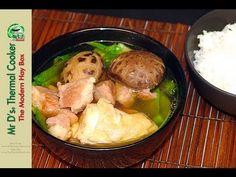 Mr D's Yunnan Steam Pot Chicken