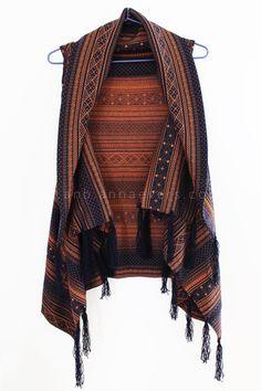 DIY: autumn/winter vest