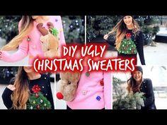 DIY Ugly Christmas S