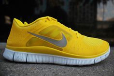 Nike Free 3. --- I WANT THESE!!  way cool