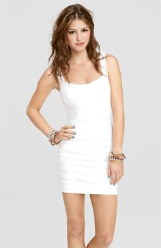 Way-In Bandage Dress (Juniors) available at #Nordstrom