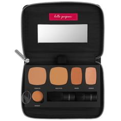 New at #Sephora: bareMinerals READY® TO GO COMPLEXION PERFECTION PALETTE